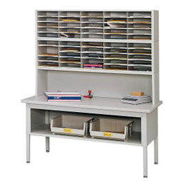 Safco® - E-Z Sort® Mailroom Furniture