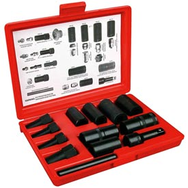 13-Piece Deluxe Wheel Lock Kit