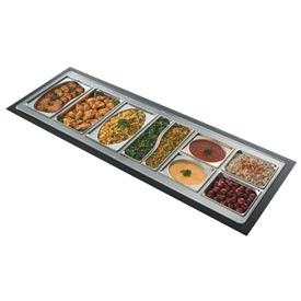 Vollrath® Super Pan® Super Shapes Steam Table Pans
