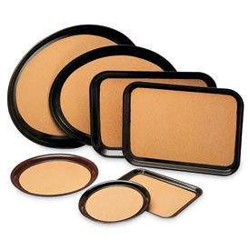 Cork Lined Laminate Serving Trays & Liners