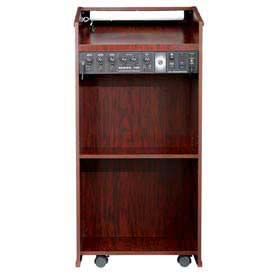 Oklahoma Sound -  Wood Grain Floor Lecterns