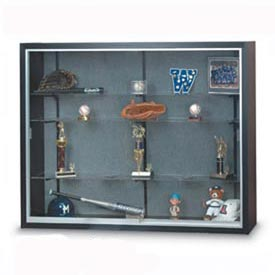 United Visual -  Wood Framed Display Cases