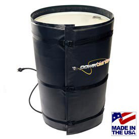 Powerblanket® Drum & Barrel Heaters