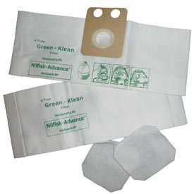 Nilfisk Advance Replacement Vacuum Bags