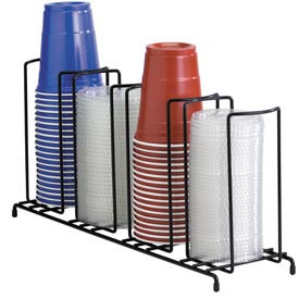 Dispense-Rite® Wire Rack Beverage Organizers