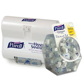 Purell Instant Hand Sanitizer and Wipes