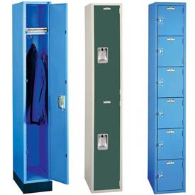 Lyon® Designer Line Steel Lockers