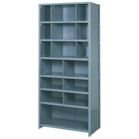 Lyon® Pre-Engineered 36 Inch Wide Bin Shelving Units