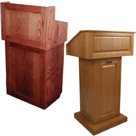 Hard Wood Podium's & Lectern's