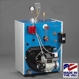 Slant/Fin® Intrepid Steam Oil-Fired Boilers