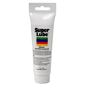 Super Lube® Silicone Heat Sink Compound