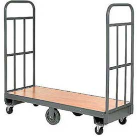 Wood Deck Narrow Aisle High End Platform Trucks