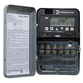 ET1100 Series 24-Hour Time Switches, Same Operation Each Day