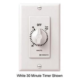Decorator Series Auto-Off Timers