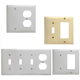 Bryant® Metallic Combination Plates