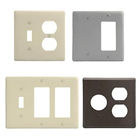 Bryant® Nylon Combination Plates
