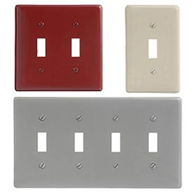 Bryant® Nylon Toggle Wall Plates