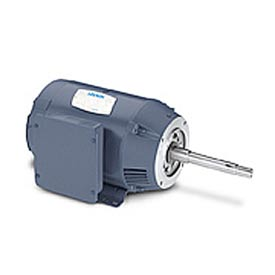 Leeson JP Pump Motors, Single-Phase, Drip-Proof, Rigid Base