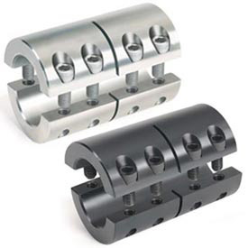 Climax Metal, 2ISCC-Series : Two-Piece Industry Standard Clamping Coupling with or without Keyway