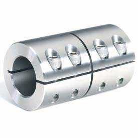 Climax Metal, ISCC-Series: One-Piece Industry Standard Clamping Coupling with or without Keyway