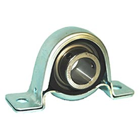 Browning Pillow Block Mounted Ball Bearing, Stamped