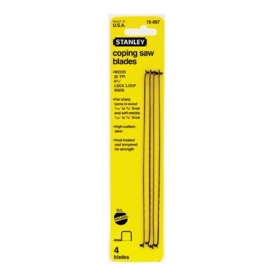 Bow & Coping Saw Blades