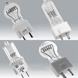 Audio/Visual Halogen Bi-Pin Lamps