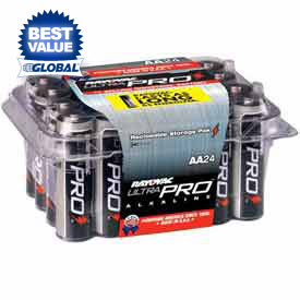 Rayovac® Ultra Pro™ Industrial Alkaline Batteries