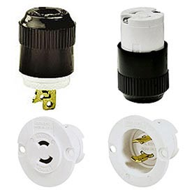 Bryant® Tech-Spec® 2-Pole 2-Wire Midget Locking Devices