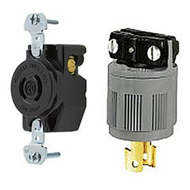Bryant® 2-Pole 2-Wire Locking Devices