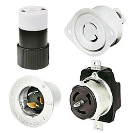 Bryant® 2-Pole 3-Wire Locking Devices