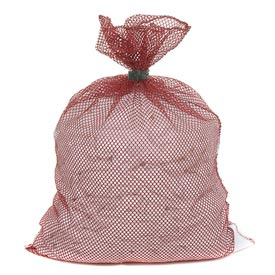 Mesh Bags With Rubber Closure