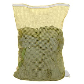 Mesh Bags With Zipper Closure