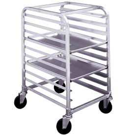 All Welded Pan Racks