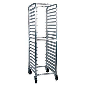 All-Welded Stainless Steel Pan Racks