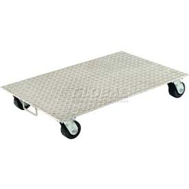 Vestil Solid Aluminum Deck Dollies