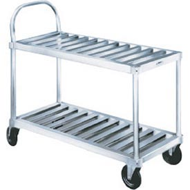 Winholt® Heavy Duty Aluminum Sani-Stock Cart