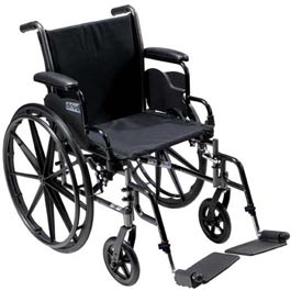 Cruiser III Lightweight Wheelchairs