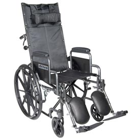 Full Reclining Wheelchairs