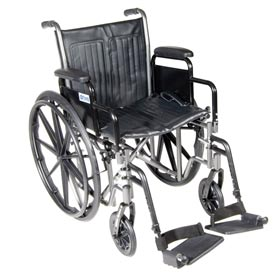 Silver Sport Wheelchairs