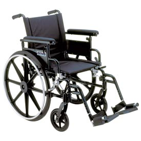 Viper Plus GT Aluminum Wheelchairs