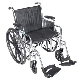 Chrome Sport Wheelchairs