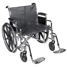 Bariatric Sentra Extra Heavy Duty Wheelchairs