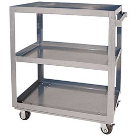 Vestil Aluminum Shelf Service Carts