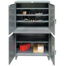 Strong Hold® All-Welded Heavy Duty Tool Crib Cabinets