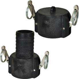 Polypropylene Cam & Groove Couplings