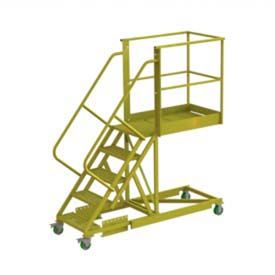 Supported Cantilever Ladders