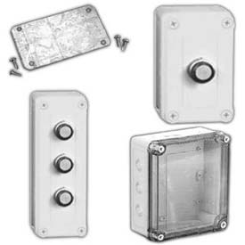 Non-Metallic Pushbutton Enclosures