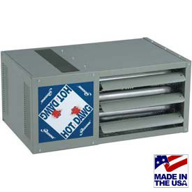 Modine Hot Dawg® Low Profile Separated Combustion Gas-Fired Unit Heaters