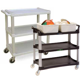 Lakeside® Plastic Utility Carts
